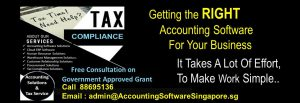 Accounting Software Singapore - IRAS Approved GST